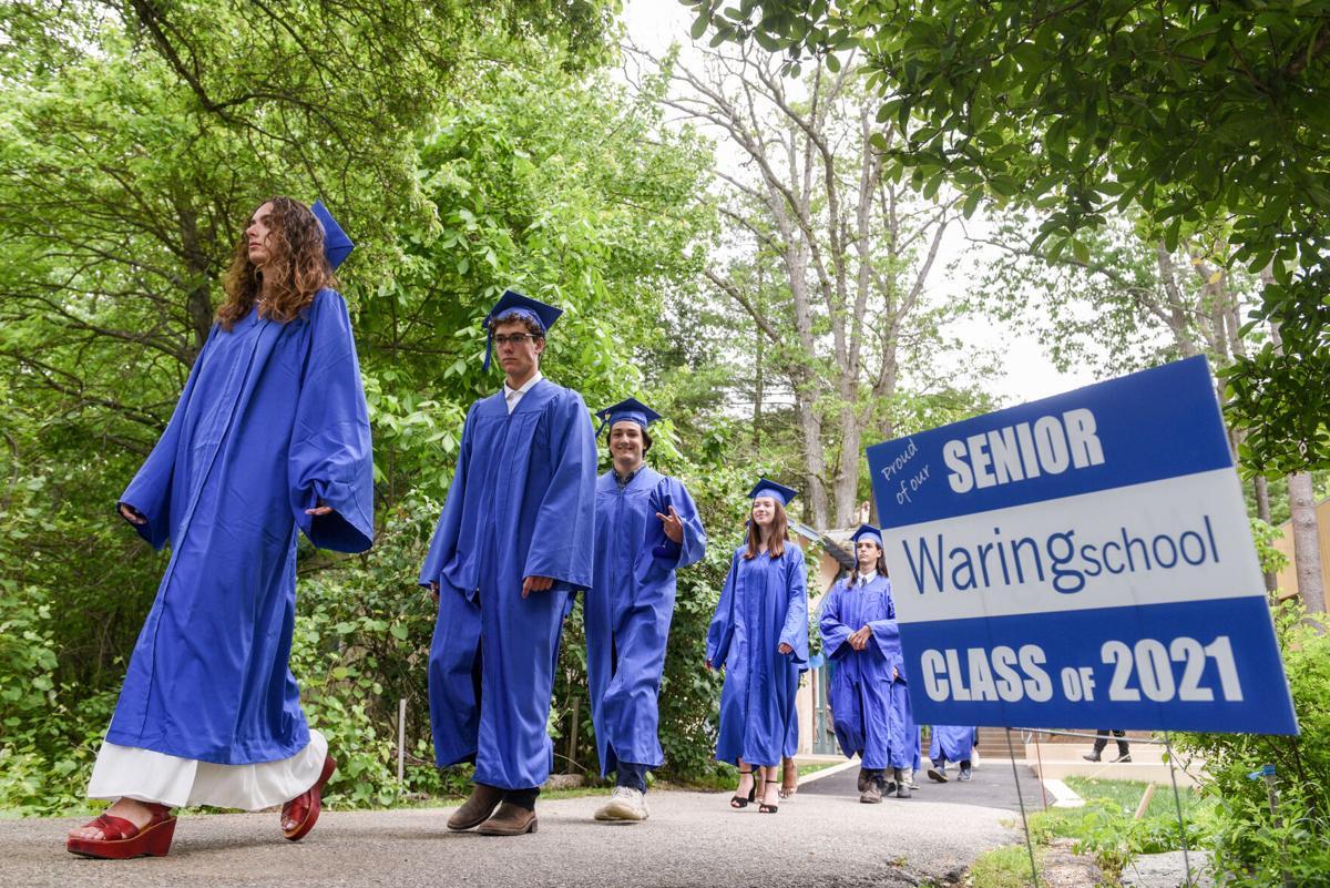 Waring School graduation