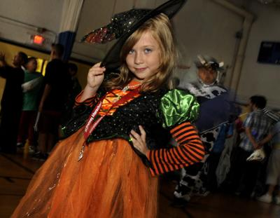 ce9c34187a07 Dozens of children dressed in various costumes enjoyed the afternoon dancing  and playing a ...
