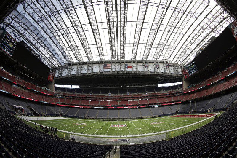 Will The Nrg Stadium Roof Be Open Or Closed National Sports Salemnews Com