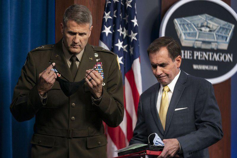 For Biden, ending war in Afghanistan leaves tough questions