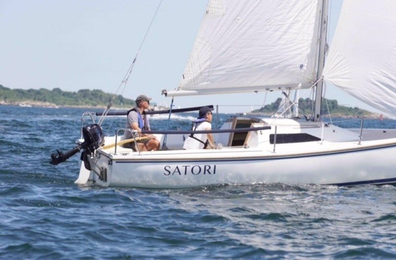 Sail Satori offers a new experience for both experienced boaters and newcomers