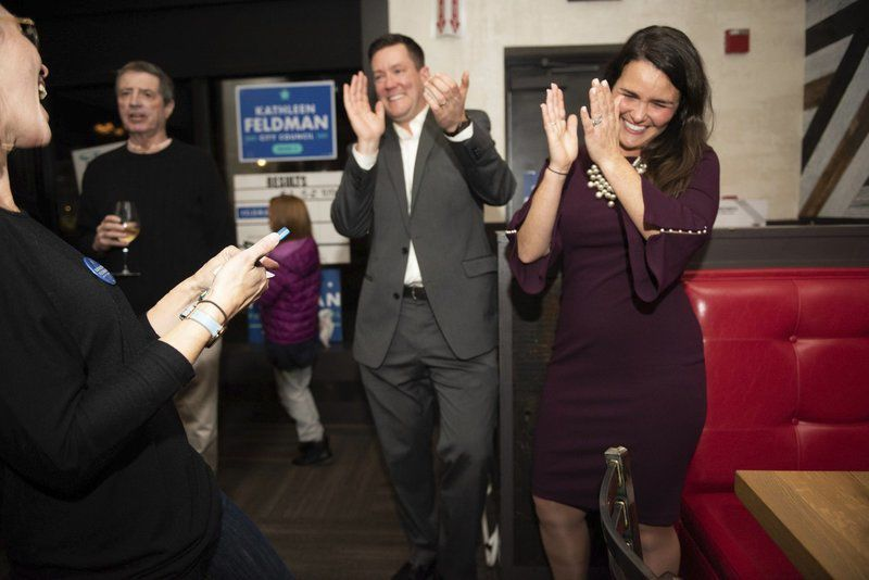 First-time candidates Feldman, Ames roll to City Council wins in Beverly