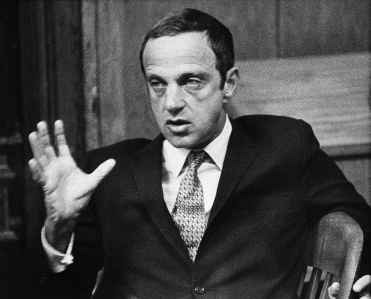 Movie review: Documentary takes a personal look at Roy Cohn