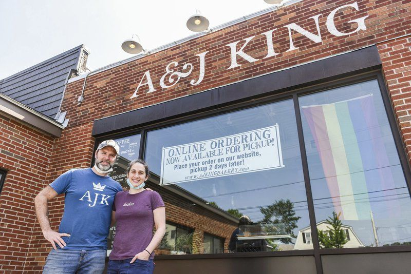Rising to the challenge: Bakery, customers step up to fill plates
