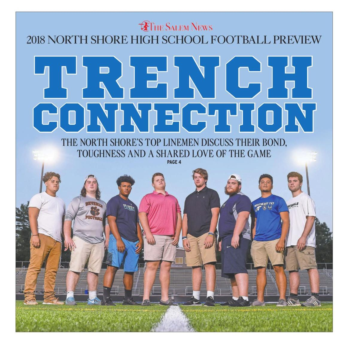 2018 NORTH SHORE HIGH SCHOOL FOOTBALL PREVIEW