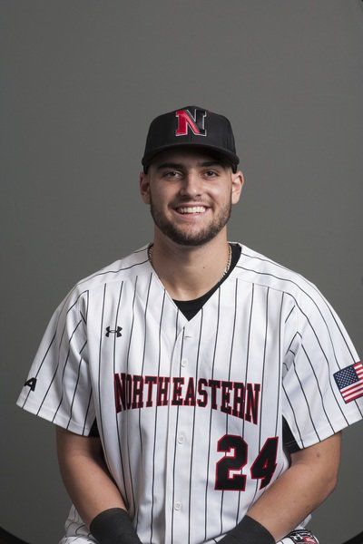 Max-imum Effort; Former St. John's Prep captain Burt now roles same role as a junior for Northeastern University baseball