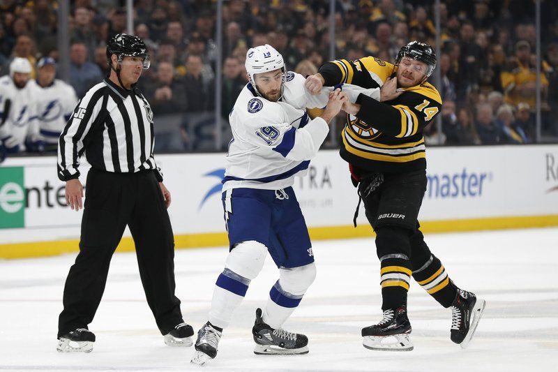 Phil Stacey column: Will Bruins' season-long momentum be affected when (and if) NHL season returns?