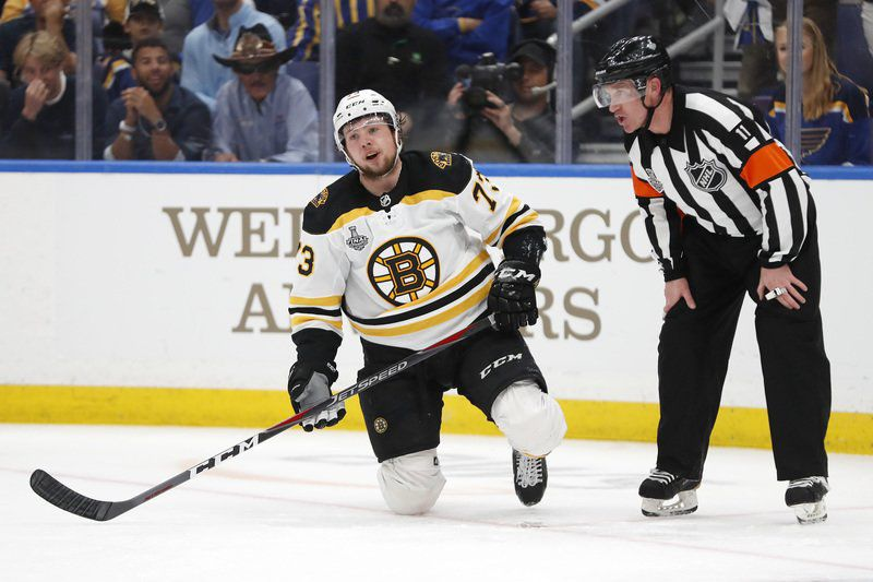 Phil Stacey column: Ahead in the series, Bruins want even more from themselves in Game 4