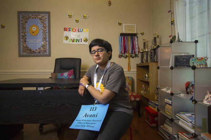 Spelling Bee stalwarts persevere through 2-year gap
