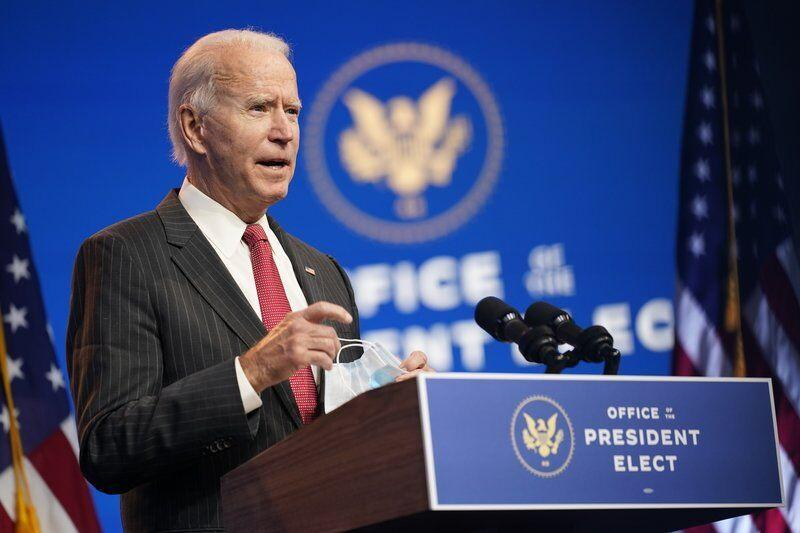 Biden transition OK'd to start as Trump runs out of options
