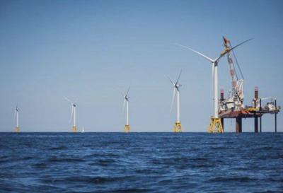 Offshore wind farm in limbo