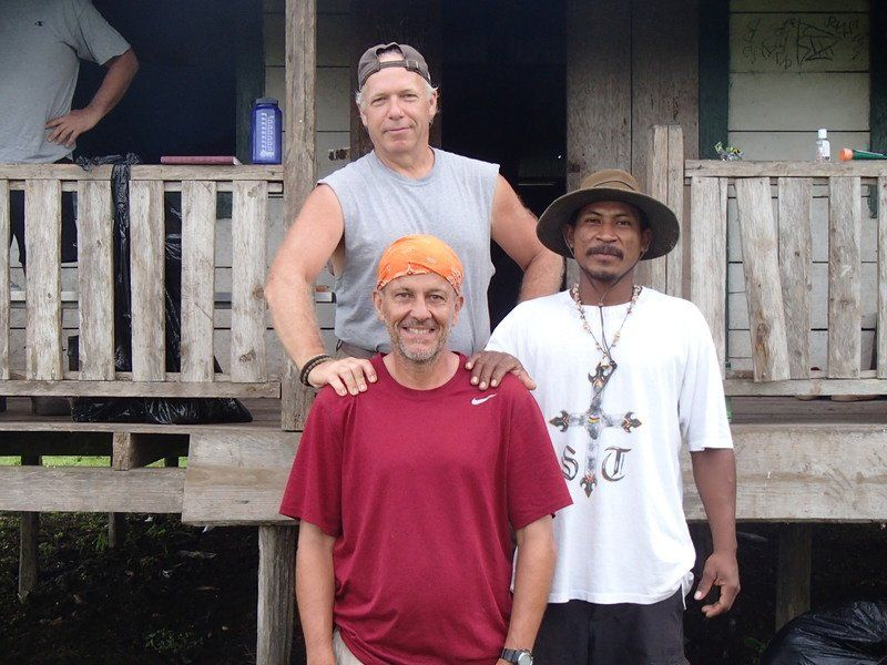 Beverly men walk around Lake Winnipesaukee for charity