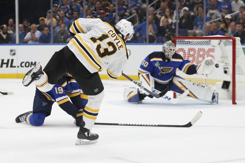 Phil Stacey column: Near-perfect outing puts Bruins back in command of Stanley Cup Final