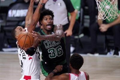On Basketball: It wasn't pretty, but Celtics and their young stars survive