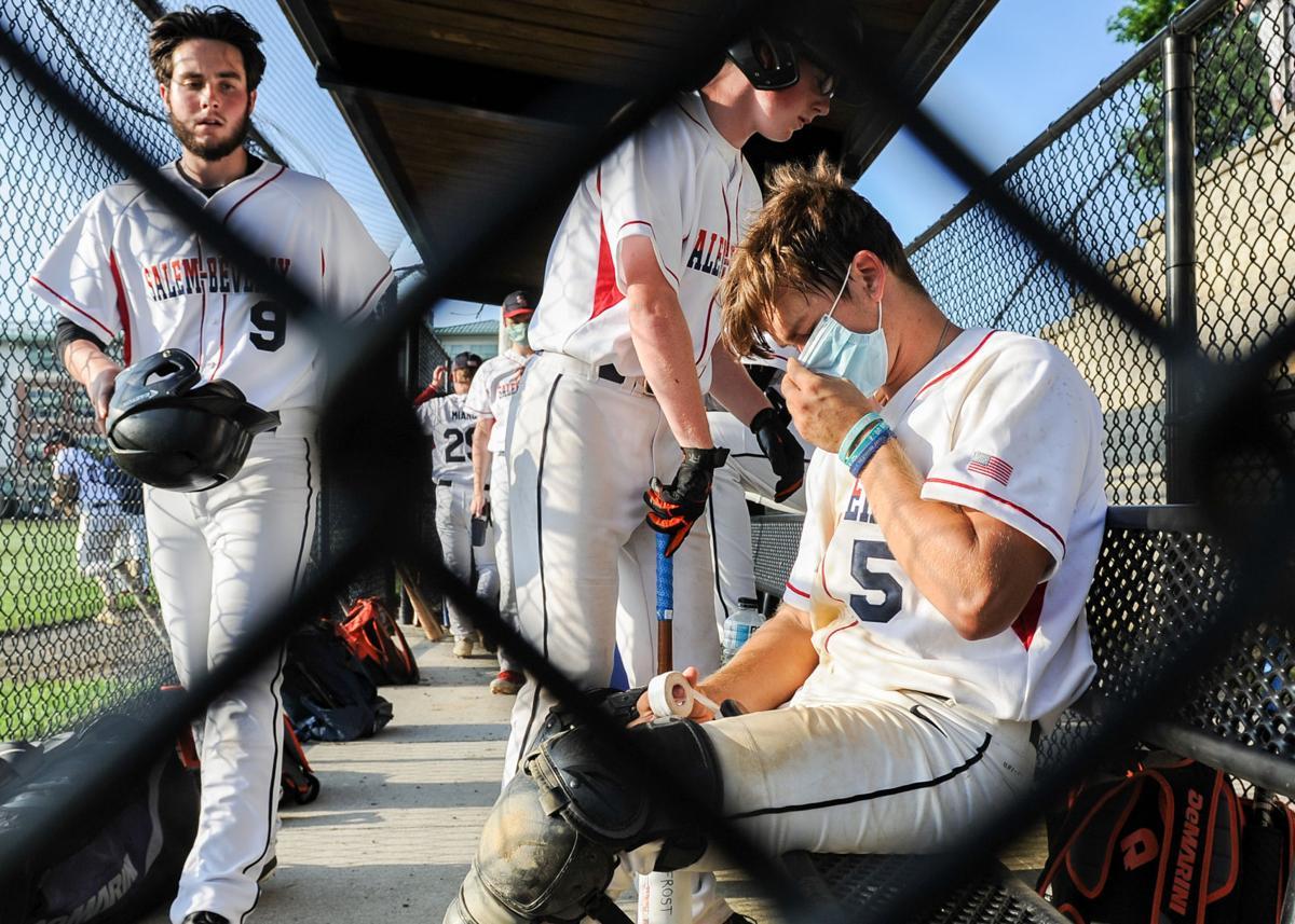 Beverly-Salem baseball game opener in Essex County Baseball League