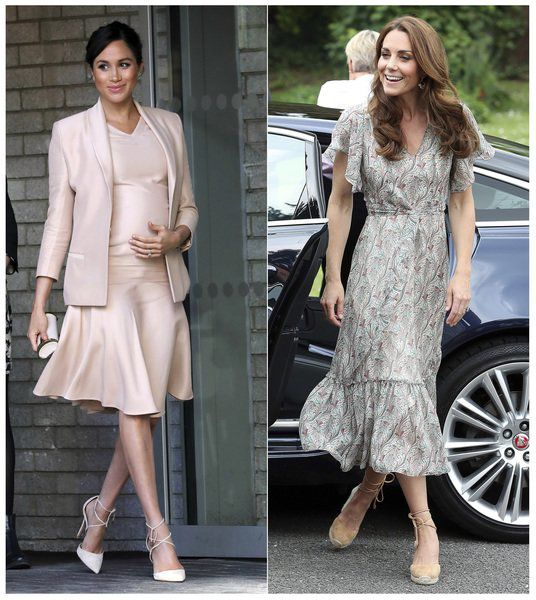 Fit for royalty: Bloggers make careers out of following duchesses' style