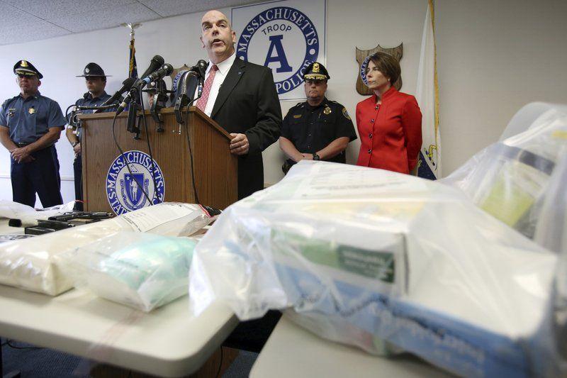 Shooting leads police to major drug bust   Local News   salemnews com