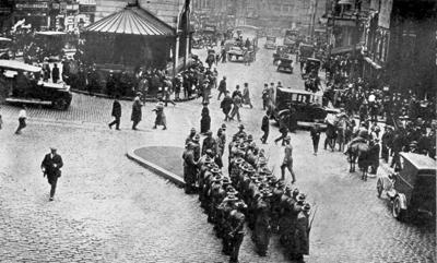 Shribman: Boston police strike of 1919 still raises