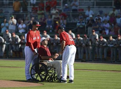 Major League Baseball to honor Frates at Red Sox vs. Boston College exhibition game March 3