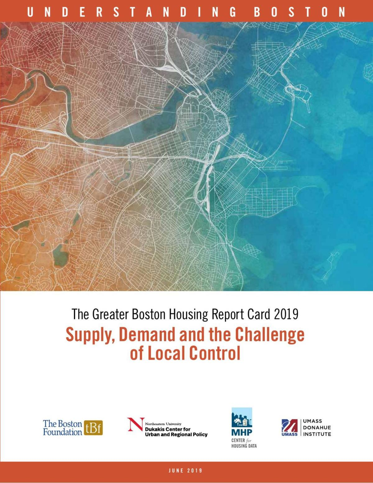 The Greater Boston Housing Report Card 2019