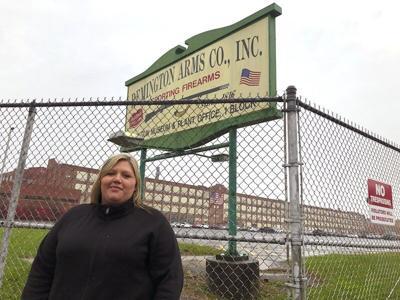 Town built on guns ponders future after Remington plant sale