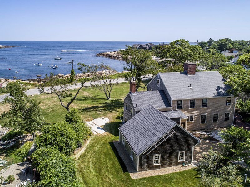 Seaside living at its finest in Rockport 'cottage'