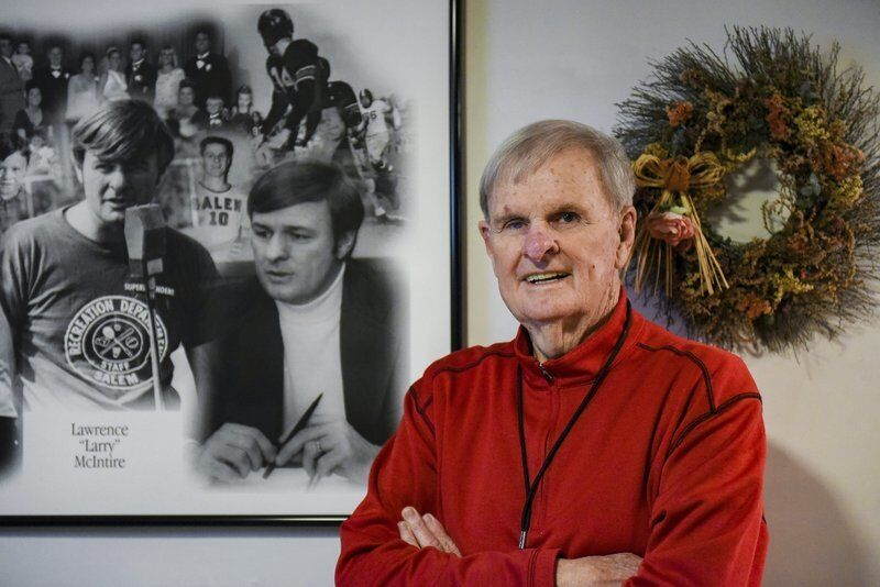 Salem native and local legend McIntire passes away at age 85