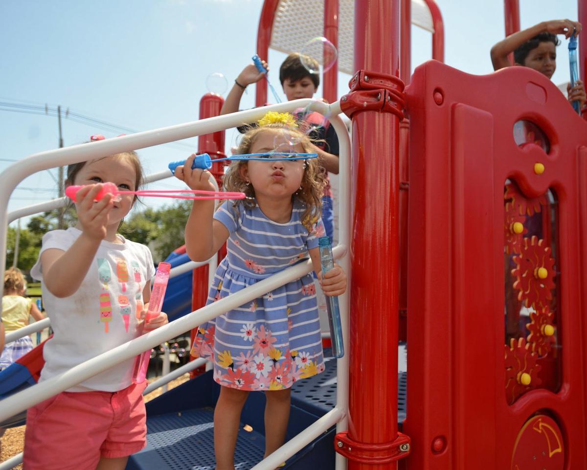 photos ella jade o u0027donnell playground dedication in peabody