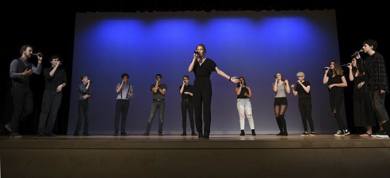 Power of song | Local News | salemnews com