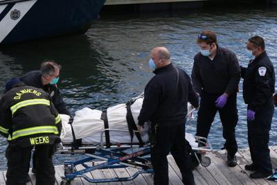 Kayaker stuck waist-deep in Danvers river mud rescued