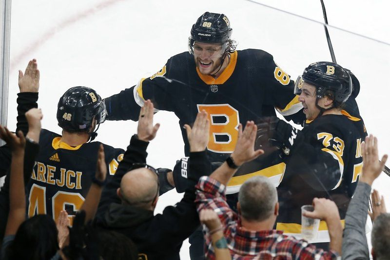 Phil Stacey On Hockey column: Anatomy of an OT game-winner by the Bruins