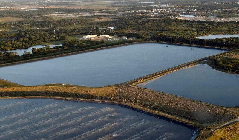 Officials: 2nd breach concern in Florida phosphate reservoir