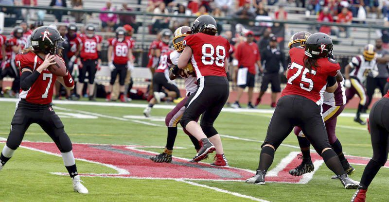 Salem resident, Boston Renegades set to compete in Women Football Alliance National Championship
