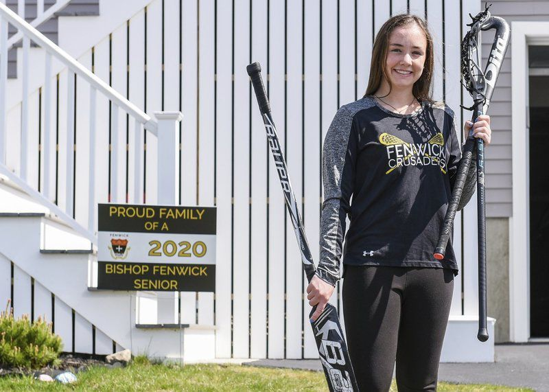 2020 Salem News Student-Athlete nominee: Cailyn Wesley, Bishop Fenwick