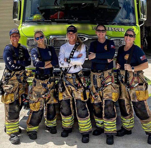 Women firefighters battle stereotypes, bias