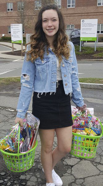 Beverly teen's annual toy drive set for Saturday