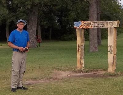 North Shore hikerhalfway through cross-country trek for veterans