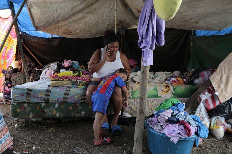 Hurricane Iota roars onto Nicaragua as 2nd blow in 2 weeks