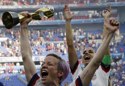 Soccer stars should avoid normalizing the abnormal