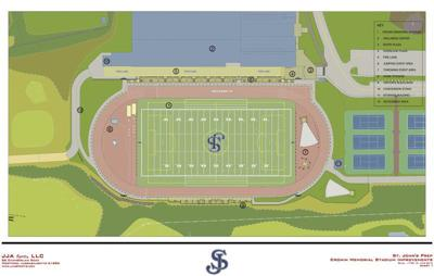 Prep's new Cronin Stadium clears major hurdle
