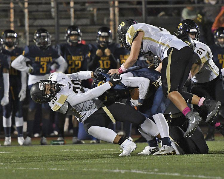 THIS DEFENSE DOESN'T REST: Fenwick gets 3 TDs from Cifuentes in blanking St. Mary's