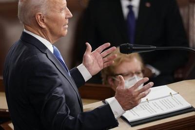Shribman: Biden rides the winds of political change