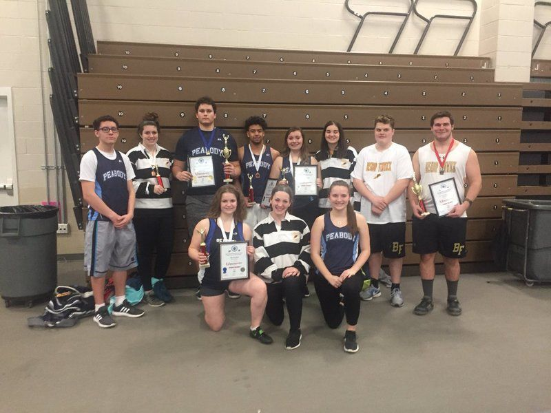 Wednesday's area roundup: Peabody's Ramos takes state weight throw title