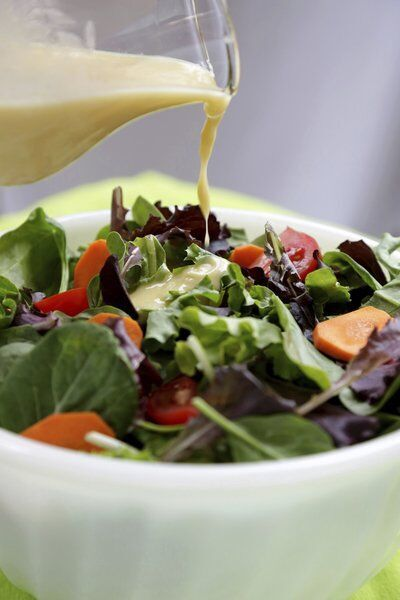Homemade salad dressings: Say goodbye to the bottle