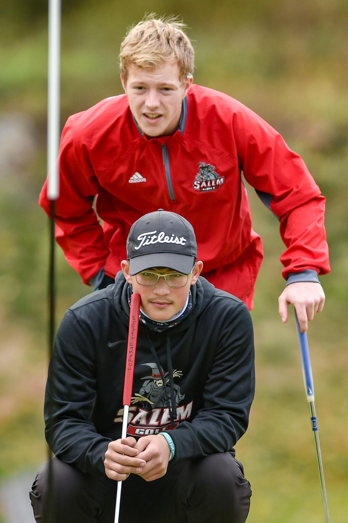 Swampscott vs Salem golf