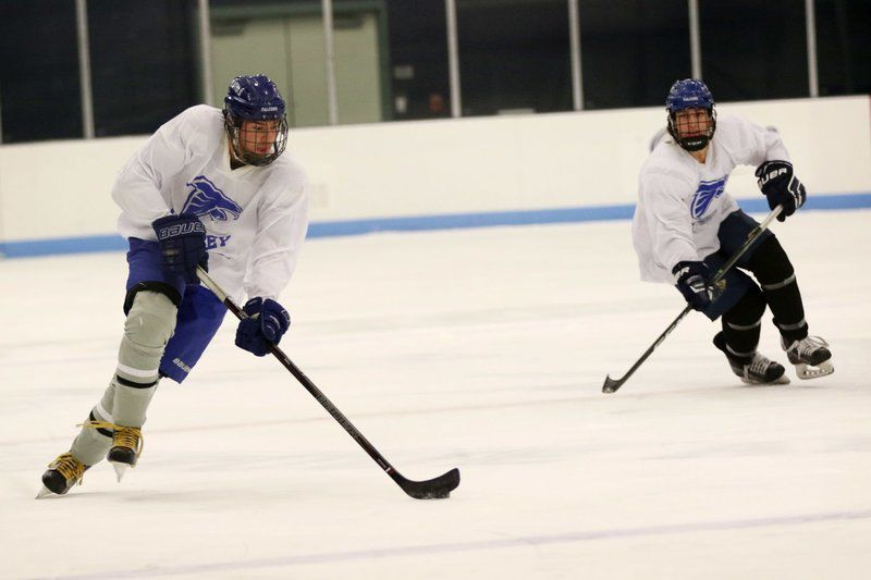 Deep and talented Falcon icemen have high hopes in 2017-18