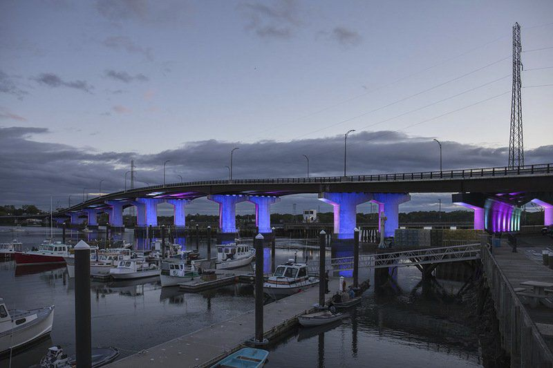 Bringing the bridge to light: Crossing Water arts festival to unite Beverly and Salem