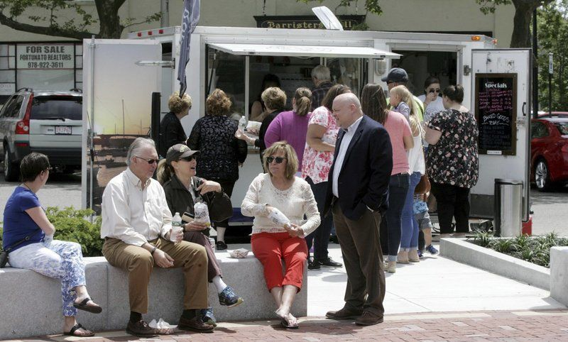 Ellis Square reopens with music and food