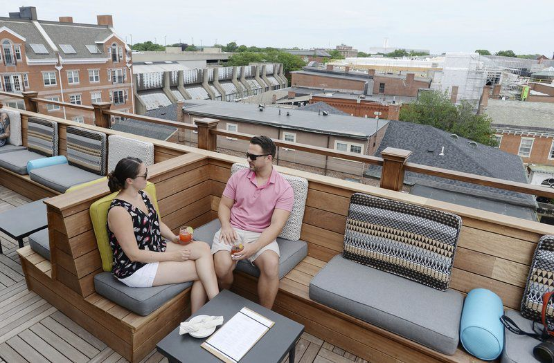 Up on The Roof: Salem skyline sets the scene for new rooftop
