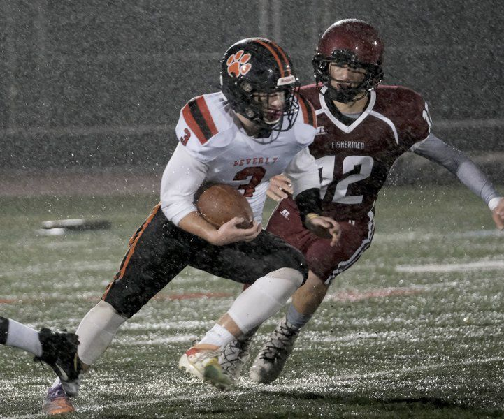Moreland's three TD's send Beverly over Gloucester